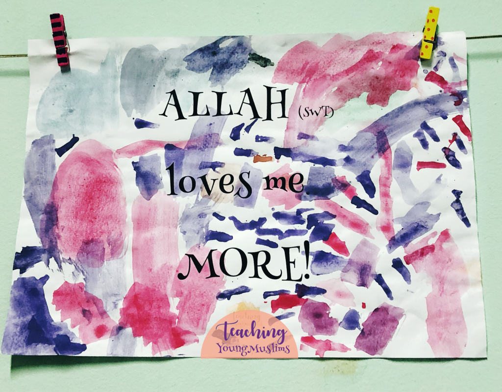 Allah Loves Me More poster